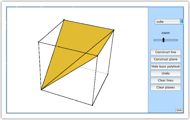 intersecting planes cube. ii) the following figure shows an example of two intersecting planes inside a cube. how can you \u0027see\u0027 angle between planes? cube