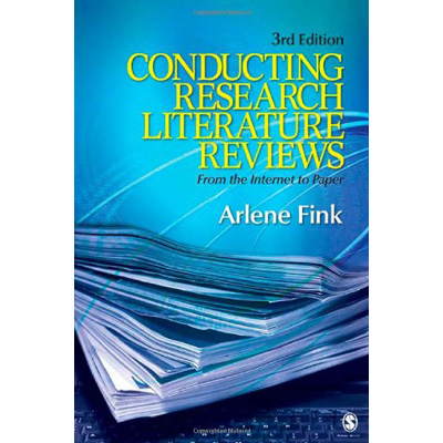 Conducting research literature reviews from the internet to paper pdf